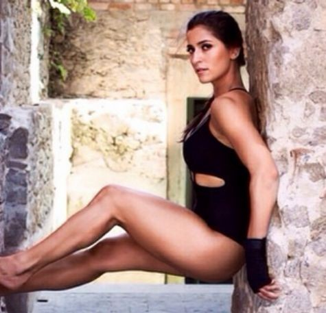 Maria Joana (Foto: Viviane D' Avilla )