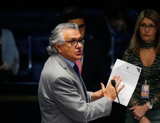 Senador Ronaldo Caiado (Foto: Sérgio Lima/ÉPOCA)