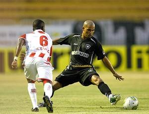 Alessandro Botafogo x Bangu (Foto: Ag. Estado)
