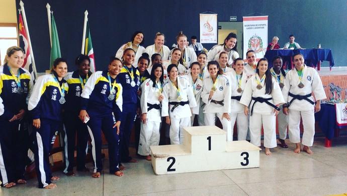 judo rita de cássia (Foto: Divulgação)