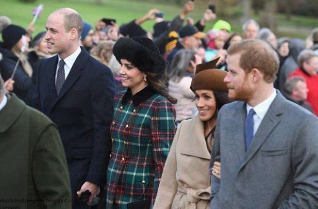 O Natal da família real (Foto: Reprodução/Instagram)
