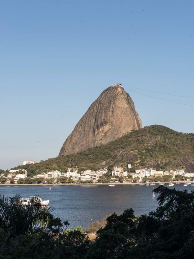 A casa da estilista Isabela Capeto no Rio de Janeiro (Foto: Fran Parente)
