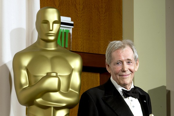 O ator Peter O'Toole (Foto: Getty Images)