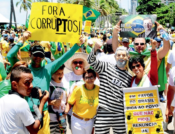 Recife (PE) (Foto: Veetmano Prem / Fotoarena / Ag. O Globo)