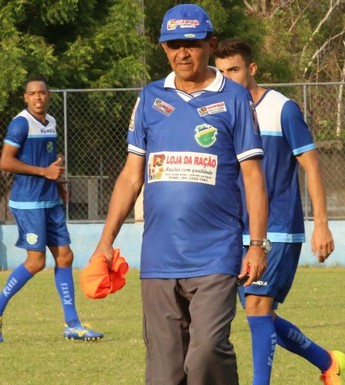 Francisco Diá  (Foto: Luís Júnior )