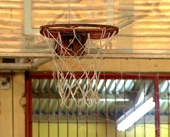 cesta basquete álvaro dantas (Foto: Reprodução/Rede Amazônica Acre)
