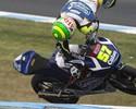 Eric Granado sofre achatamento de vértebras após tombo feio na Moto3