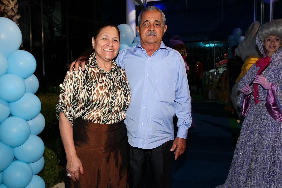 Helena e Francisco, pais de Zezé di Camargo e Luciano (Foto: Manuela Scarpa/Foto Rio News)