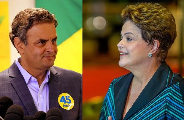 Eleitor liga Dilma a trabalhadores e Aécio, a empresários