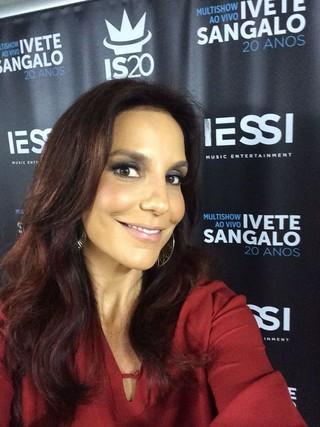 Ivete Sangalo (Foto: EGO)