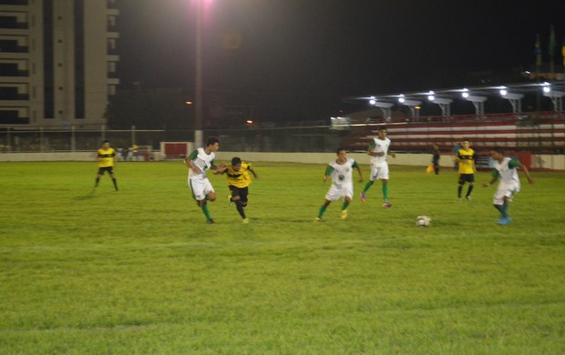 Pelo Campeonato Sub-20, Canário detona Carcará, os dois não tem chances de classificação (Foto: Jonhwene Silva)