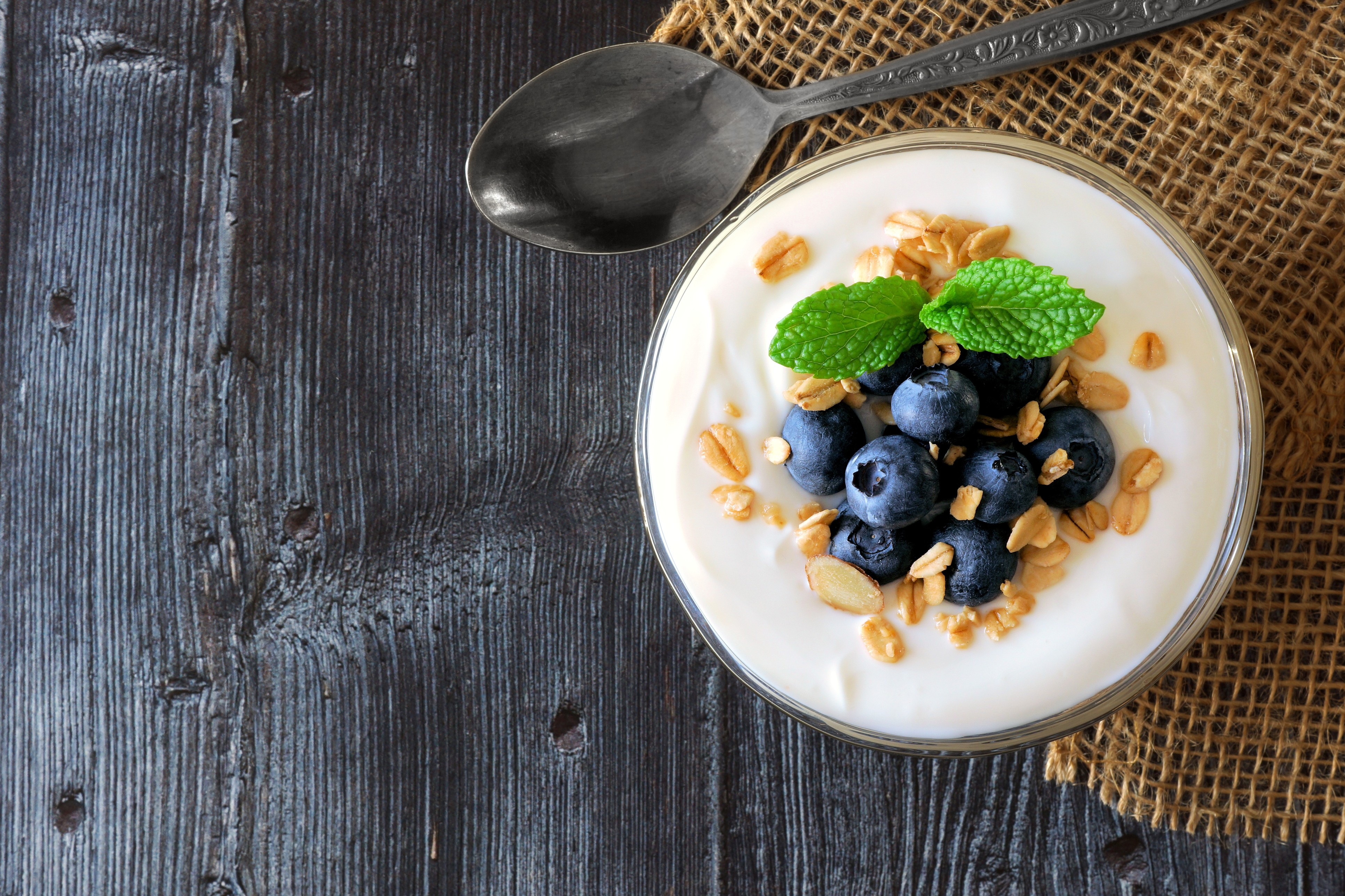 Iogurte (Foto: Thinkstock)