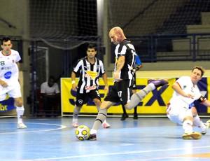 Atlântico Erechim e Botafogo (Foto: Luciano Bergamaschi / CBFS)
