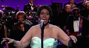 Aretha Franklin destruidora (Foto: Reprodução/ Youtube)
