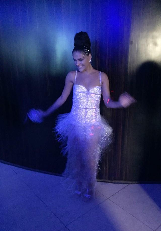 Paloma Bernardi (Foto: Vogue Online, David Mazzo, Flavio Tepperman e Thiago Bruno)