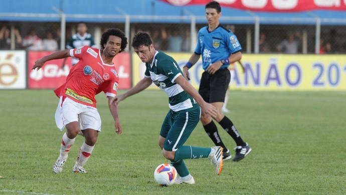Goiás x Anapolina - Campeonato Goiano (Foto: Renato Conde / O Popular)