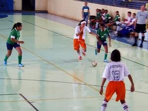 Estreia foi boa goleada sobre os representantes de Alagoas (Foto: Marcus Mesquita/Seduc-TO)