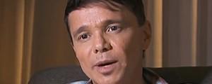 'Mais uma vitória', diz Netinho após primeiro show na volta aos palcos (Reprodução/TV Globo)