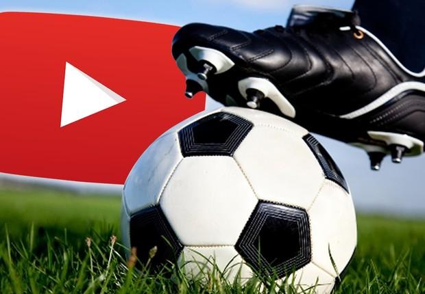 Emissoras de TV devem explorar mais transmissões de jogos de futebol pela internet (Foto: Reprodução/YouTube)