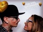 Lexa e MC Guimê posam em clima de Dia dos Namorados para campanha