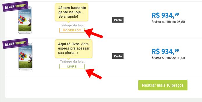 Compre em sites com indicação Livre ou se apresse no Moderado (Foto: Divulgação/Zoom)