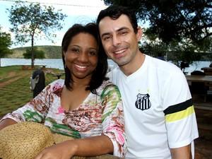casal (Foto: Waldson Costa/G1)