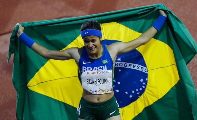 atletismo Verônica Hipólito (Foto: Márcio Rodrigues/MPIX/CPB)