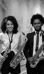 Saxofonando (Foto: Rogério Vieira/Divulgação)