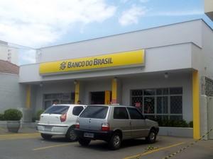 Banco Piracicaba (Foto: Leon Botão/G1)