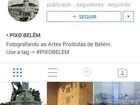 Perfil polêmico em rede social documenta pichação como arte