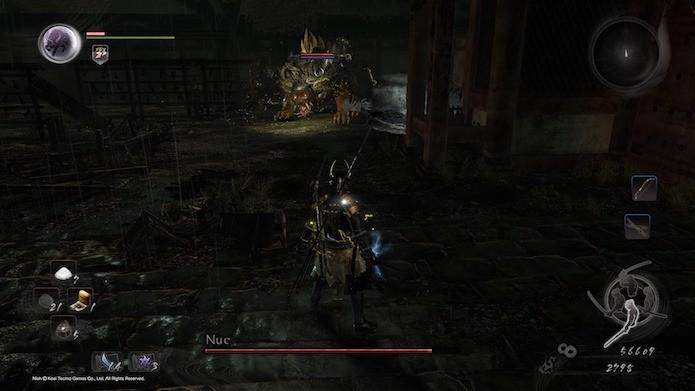 Nioh: estrutura do jogo permite repetir missões principais e secundárias (Foto: Reprodução/Victor Teixeira)