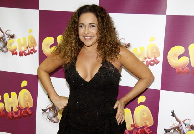 Daniela Mercury (Foto: Felipe Assumpção/AgNews)