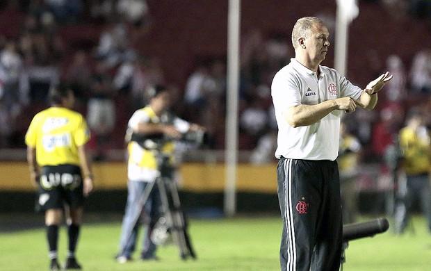 Mano Menezes jogo amistoso Flamengo São Paulo (Foto: Alexandre Vidal / Fla Imagem)