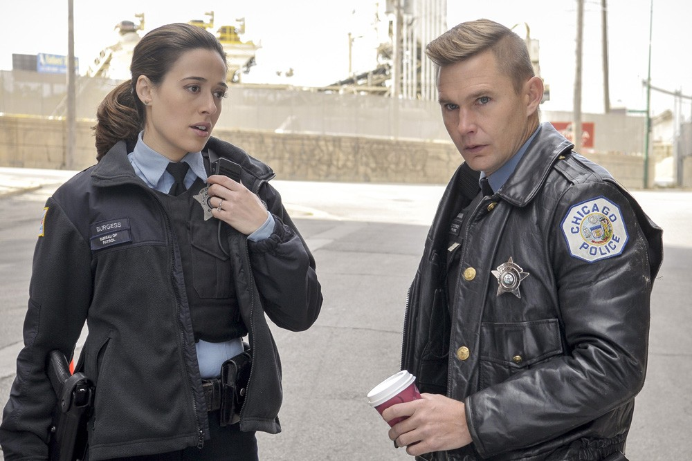 Forget My Name (8Ep3T) (Foto: Chicago PD - Universal Channel)