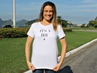 Fernanda Gentil celebra maternidade: 'O Dia das Mães ganha mais sentido'