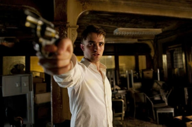 Robert Pattinson está em 'Cosmópolis' (Foto: Divulgação)
