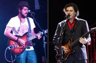 Rodrigo Suricato e Frejat (Foto: Reprodução/Facebook - Marcos Ferreira /Ag.Brazil News)