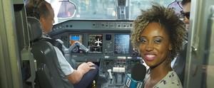 'Zapp' decola em viagem de avião e equipe encara desafio de salto em altura; reveja (Zappeando)