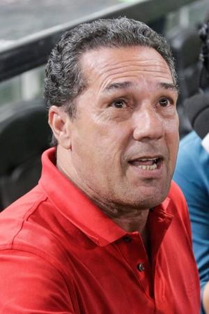 Luxemburgo Flamengo x Cabofriense (Foto: Rudy Trindade / Ag. Estado)