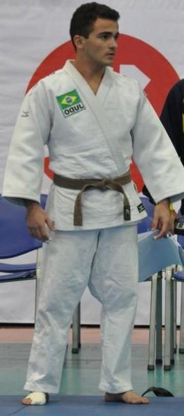 João Batista Romeiro - Judô - Piauí (Foto: Divulgação)