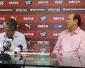 """Vitória manda recado a Escudero: """"Vai ter que abrir mão de alguma coisa"""""""