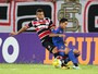 """Invictos na temporada, Santa e Sport se enfrentam em """"clássico diferente"""""""