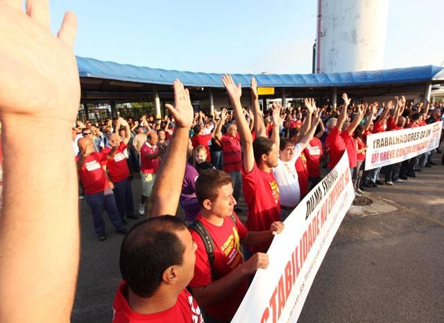 GM tem 5,2 mil funcionários em São José dos Campos (Foto: Divulgação/SMSJC)