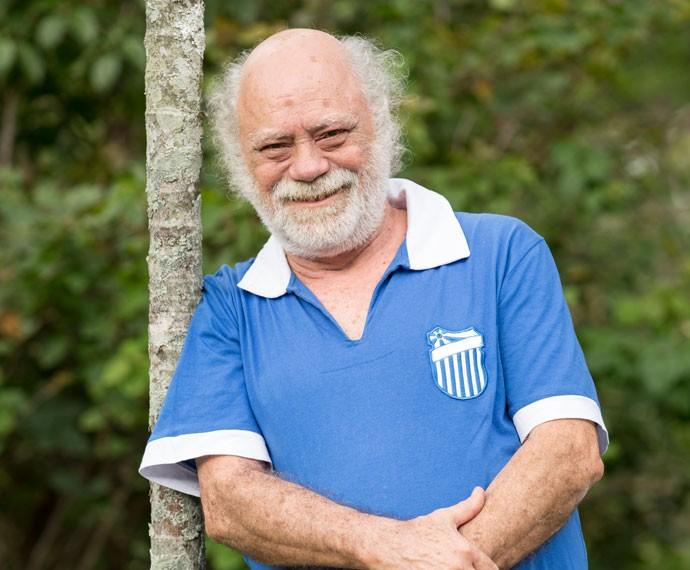 Simpatia pura! Tonico Pereira posa para as lentes do Gshow (Foto: Felipe Monteiro / Gshow)