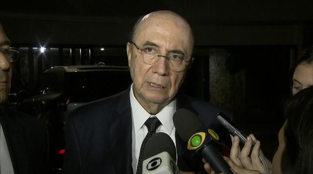 Confiança de empresários e consumidores na economia voltou a crescer, diz Meirelles