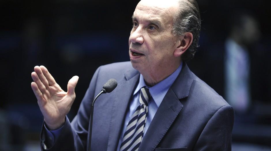 Aloysio Nunes PSDB (Foto: Marcos Oliveira/Agência Senado)