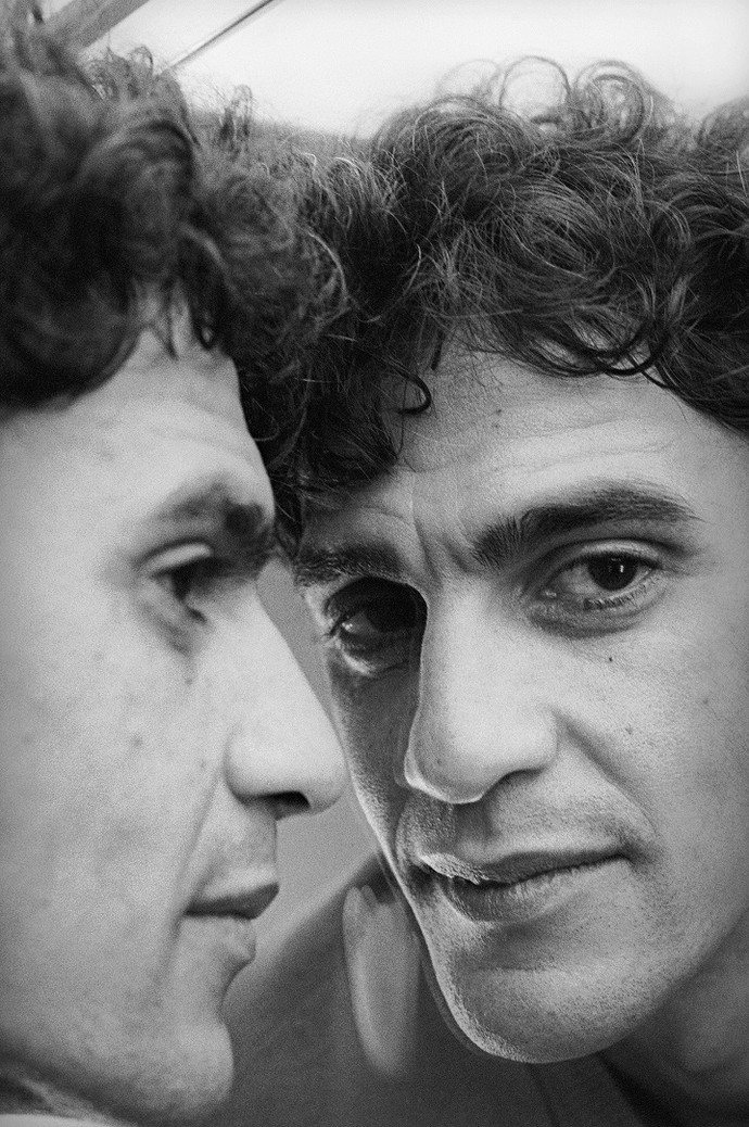 Caetano Veloso (Foto: Vania Toledo)