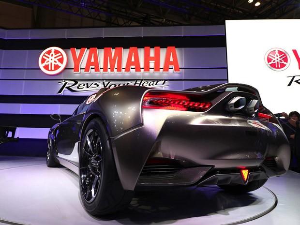 Yamaha Sports Ride Concept (Foto: Divulgação)