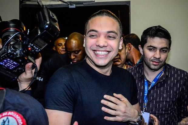 Wesley Safadão (Foto: Leo Franco / AgNews)