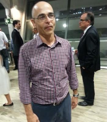 Marcelo Barros é o novo diretor do Bahia (Foto: Eric Luis Carvalho)